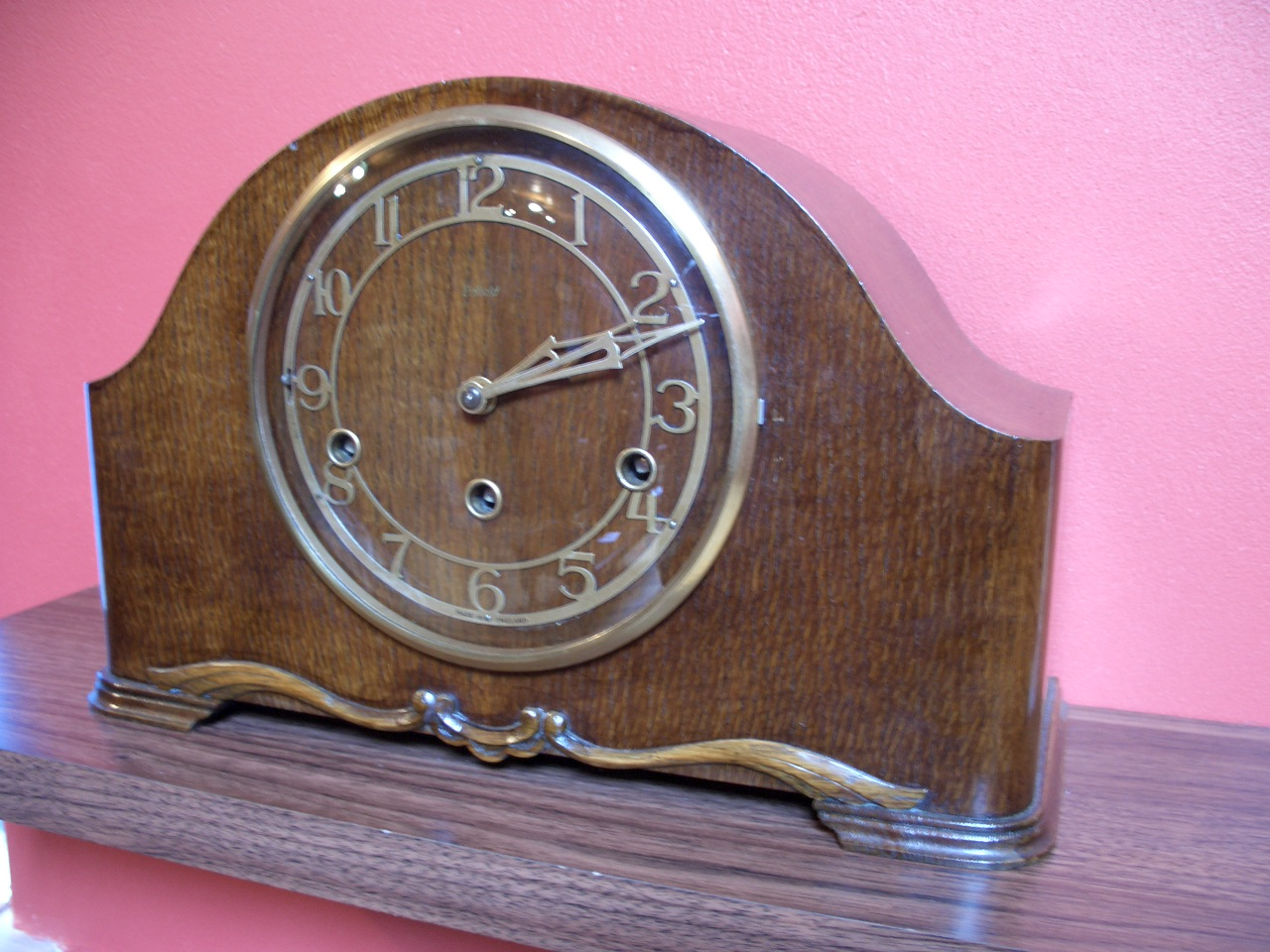 Enfield mantel clock – SOLD.