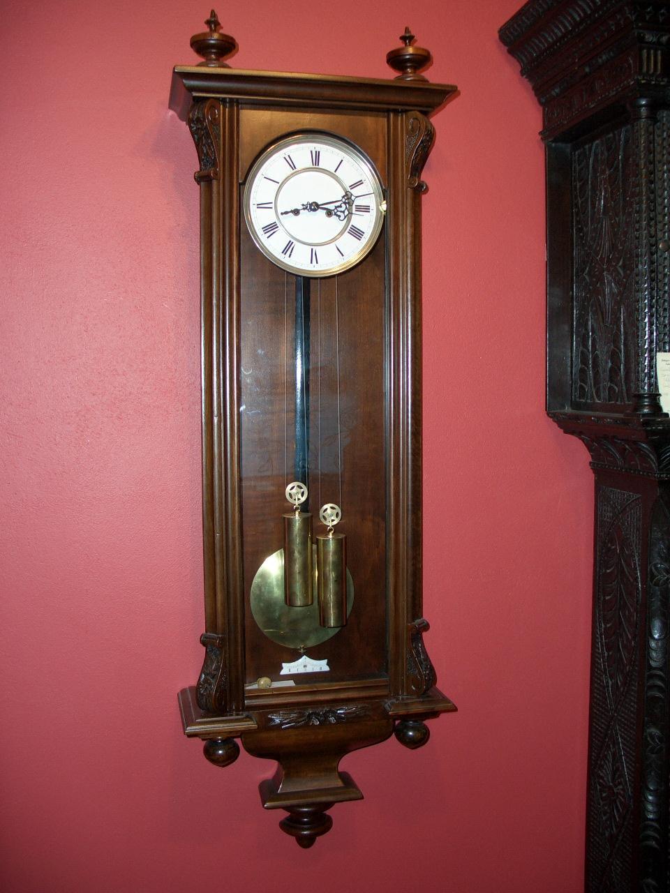 Schatz Trident Electronic Ships Clock Raymond Farrelly