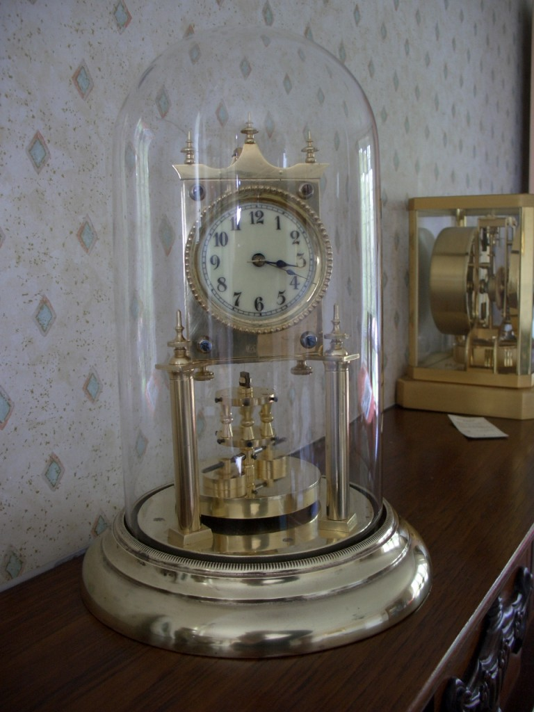 Anniversary Clock By Badische Sold Raymond Farrelly