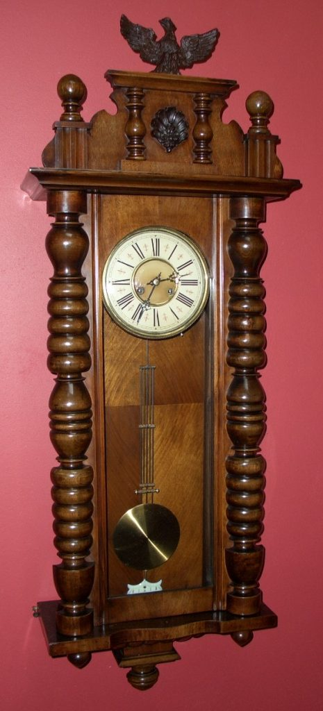 Kienzle Vienna Regulator Wall Clock Raymond Farrelly