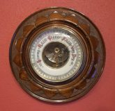 Edwardian barometer – SOLD