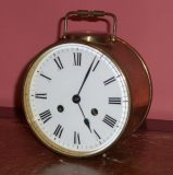 French drum clock – SOLD