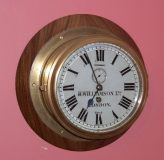 H. Williamson Ltd. ships clock.